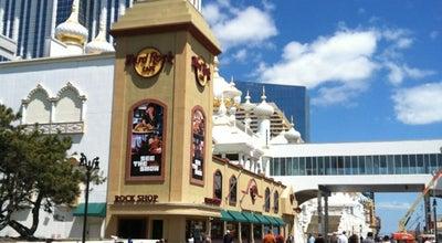 Photo of Nightclub Hard Rock Cafe Atlantic City at 1000 Boardwalk, Atlantic City, NJ 08401, United States
