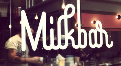 Photo of Cafe Milk Bar at 3-5 Bateman St, London W1D 4AG, United Kingdom