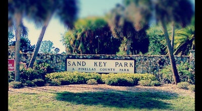 Photo of Park Sand Key Park at 1060 Gulf Blvd., Clearwater, FL, United States
