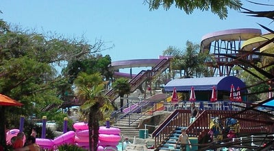 Photo of Water Park Raging Waters at 2333 S White Road, San Jose, CA 95148, United States