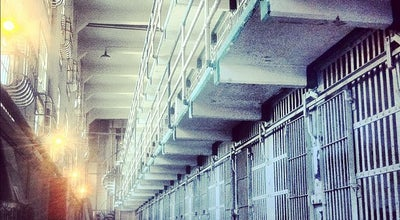 Photo of Historic Site Alcatraz Cell House at Alcatraz Island, San Francisco, CA, United States