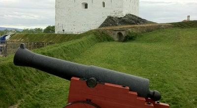 Photo of Historic Site Kristiansten Fortress at Rosenborg, Trondheim 7016, Norway
