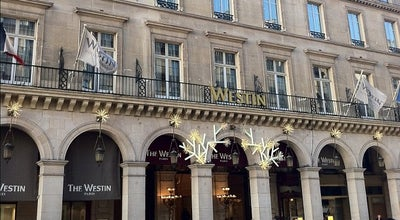 Photo of Hotel The Westin Paris - Vendome at 3 Rue De Castiglione, Paris 75001, France