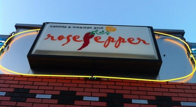 Photo of Mexican Restaurant Rosepepper Cantina at 1907 Eastland Ave, Nashville, TN 37206, United States
