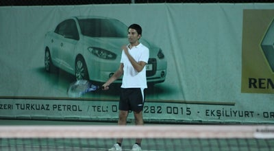 Photo of Tennis Court Ortaca Tenis Klubu at Turkey
