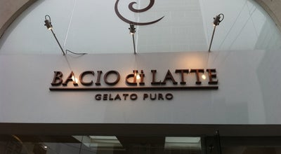 Photo of Italian Restaurant Bacio di Latte at Rua Oscar Freire, 136, Sao Paulo 01426-000, Brazil