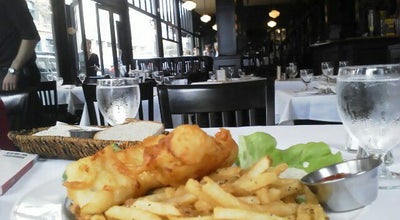 Photo of Restaurant Water Street Cafe at 300 Water St, Vancouver V6B 1B6, Canada