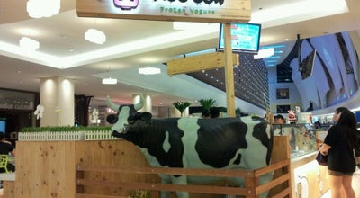 Photo of Ice Cream Shop Moo Cow Frozen Yogurt at The Gardens Mall, Kuala Lumpur 59200, Malaysia