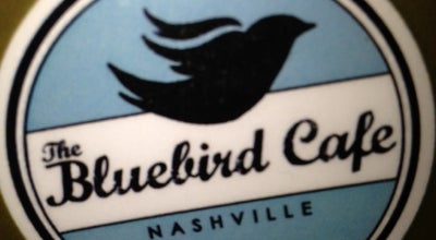 Photo of American Restaurant The Bluebird Cafe at 4104 Hillsboro Pike, Nashville, TN 37215, United States
