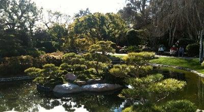 Photo of Botanical Garden Earl Burns Miller Japanese Garden at 1250 N Bellflower Blvd, Long Beach, CA 90840, United States