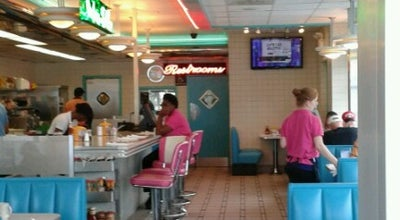 Photo of American Restaurant Diner on Abercorn at 7202 Abercorn St, Savannah, GA 31406, United States