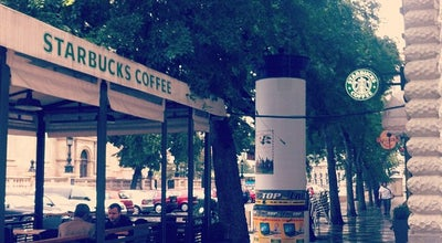 Photo of Coffee Shop Starbucks at Hercegprímás U. 7., Budapest 1051, Hungary