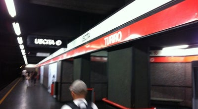Photo of Subway Metro Turro (M1) at Viale Monza, Milano, Italy