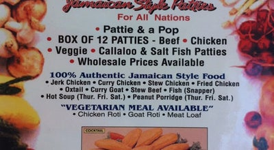 Photo of Caribbean Restaurant Pattie World at 86 Guided Court, Toronto, ON M9V 4K6, Canada