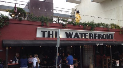 Photo of American Restaurant Waterfront Bar & Grill at 2044 Kettner Blvd, San Diego, CA 92101, United States