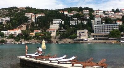 Photo of Beach Lapad Bay at Lapad, Dubrovnik 20000, Croatia