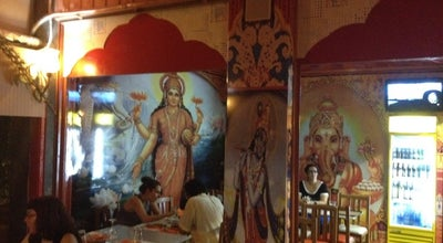 Photo of Indian Restaurant Red Elephant at 42 Larissis, Athens 115 24, Greece