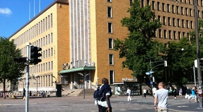 Photo of Post Office Pääposti at Elielinaukio 2, Helsinki 00100, Finland