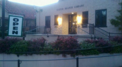 Photo of Library Easton Branch Library at 1800 Easton Dr, Burlingame, CA 94010, United States