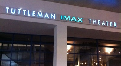 Photo of Tourist Attraction Tuttleman IMAX Theater at 222 N 20th St, Philadelphia, PA 19103, United States