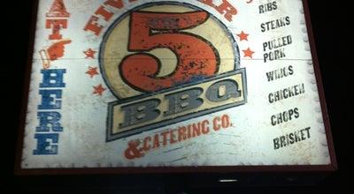Photo of American Restaurant Five Star BBQ Co at 70 N Geneva Rd, Orem, UT 84057, United States