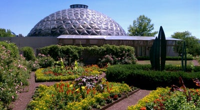Photo of Botanical Garden Greater Des Moines Botanical Garden at 909 Robert D Ray Dr, Des Moines, IA 50309, United States