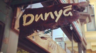 Photo of Middle Eastern Restaurant Dunya at 1609 Polk Street, San Francisco, CA 94109, United States
