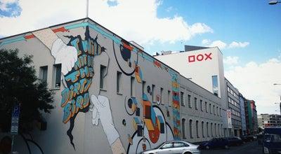 Photo of Art Gallery DOX Centre for Contemporary Art at Poupětova 1, Prague 17000, Czech Republic