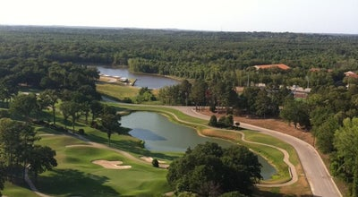 Photo of Golf Course Cascades Golf Course 4th Hole at Tyler, TX 75709, United States