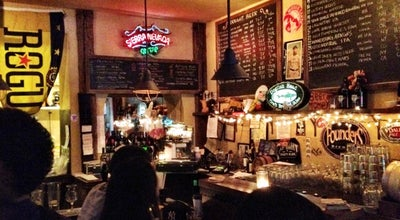 Photo of American Restaurant Blind Tiger Ale House at 281 Bleecker St, New York, NY 10014, United States