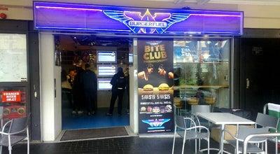 Photo of American Restaurant Burger Fuel at 291 Queen Street, Auckland 1010, New Zealand