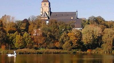 Photo of Lake Schloßteich at Schloßteich, Chemnitz 09111, Germany