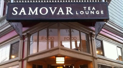 Photo of Indian Restaurant Samovar Lounge at 297 Page St, San Francisco, CA 94102, United States
