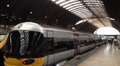 Photo of Platform Platform 7 (Heathrow Express) at Paddington Station (pad), London W2 1HQ, United Kingdom