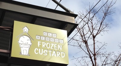 Photo of Restaurant Old School Frozen Custard at 1316 E Pike St, Seattle, WA 98122, United States