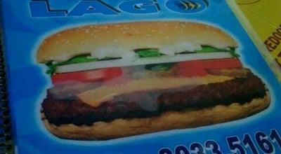 Photo of Burger Joint Xis do Lago at R. Gravataí, 725, Esteio, Brazil