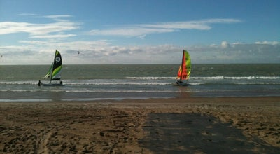 Photo of Beach Strand Duinbergen at Zeedijk Duinbergen, Knokke-Heist 8301, Belgium