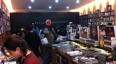 Photo of Bookstore Librería Contrapunto at Avenida Jorge Alessandri 3711, Local H125/h129, Talcahuano, Chile