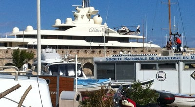 Photo of Harbor / Marina Port Vauban at Capitainerie, Antibes 06600, France