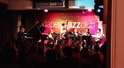 Photo of Bar Budapest Jazz Club at Hollan Erno Utca 7, Budapest 1136, Hungary