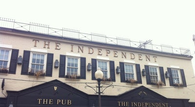 Photo of American Restaurant The Independent Bar & Restaurant at 75 Union Sq, Somerville, MA 02143, United States