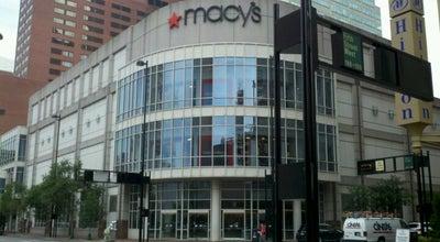 Photo of Department Store Macy's at 505 Vine St, Cincinnati, OH 45202, United States