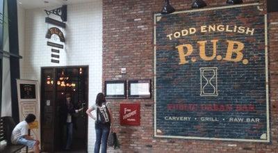 Photo of Pub Todd English Pub at 3720 Las Vegas Blvd S, Las Vegas, NV 89158, United States
