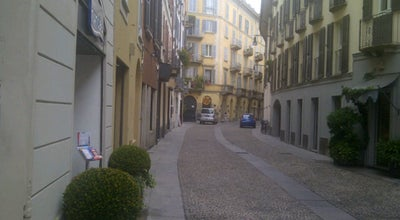 Photo of Neighborhood Brera at Via Brera, Milan, Italy