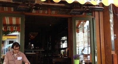 Photo of Cafe De Groene Vlinder at Albert Cuypstraat 130, Amsterdam 1072 EA, Netherlands