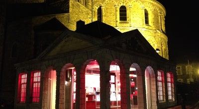 Photo of Restaurant Gelateria Luna Rossa Due at Graanmarkt 4, Maastricht 6211 HG, Netherlands