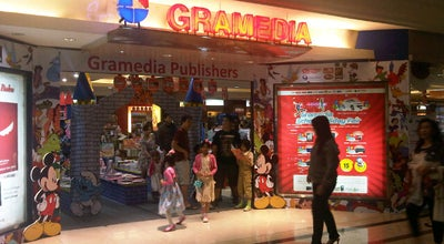 Photo of Bookstore Gramedia at Plaza Ambarrukmo, Lt. 1, Sleman 55281, Indonesia