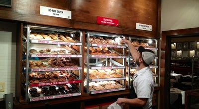 Photo of American Restaurant Do-Rite Donuts at 50 W. Randolph Street, Chicago, IL 60601, United States
