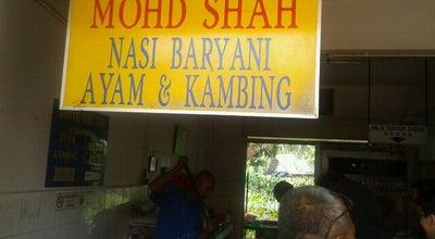 Photo of Malaysian Restaurant Nasi Baryani Mohd Shah at Gerai No. 14, Kompleks Niaga Peserai, Batu Pahat, Malaysia
