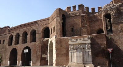 Photo of Monument / Landmark Porta Pinciana at Via Vittorio Veneto, Roma 00187, Italy